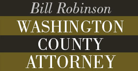 Washington County Attorney Retina Logo